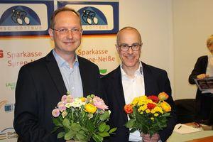 Jens Schober und Bernd Kühner (Bild: 1/2)