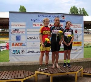 Landesmeisterschaft Omnium U13 weiblich