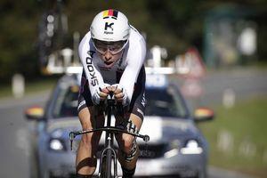 Die deutsche Meisterschaft im Zeitfahren findet in Spremberg statt. Foto: BDR Medienservice